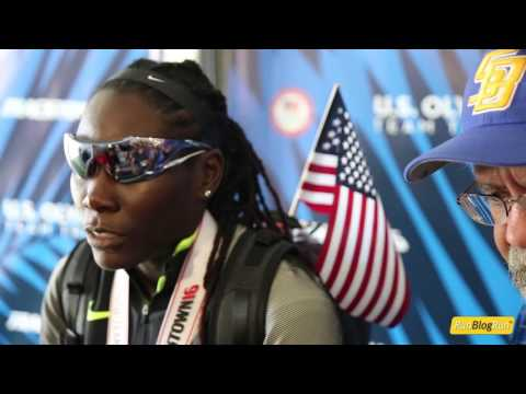 Brittney Reese @ 2016 USA Olympic Trials Day 2