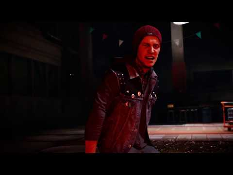 inFAMOUS Second Son™ walkthrough PT .1|I already love this game