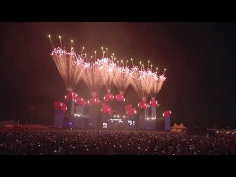 CREAMFIELDS CHILE 2017 SHOW ENDING OFICIAL