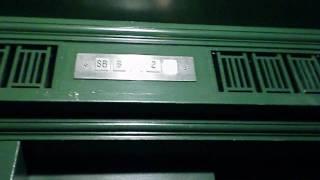 Antique Dover Elevator at Union Depot