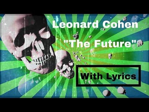 Leonard Cohen   The Future Lyrics