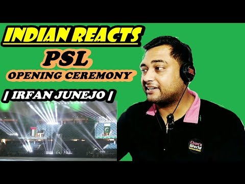 Indian Reacts to PSL 3 Opening Ceremony | Indian Reactions | thumbnail