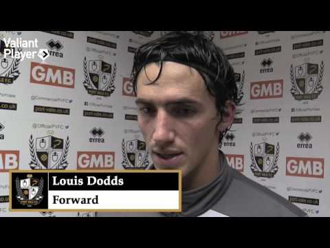 Freeview: Louis Dodds Post Blackpool (H) - 2015/16 (JPT)