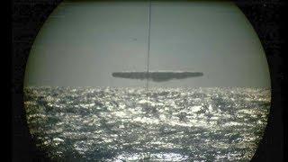 НЛО уходит под воду съемка во енных. То, о чём боялись говорить. Документальный фильм.