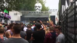 [Silver Stage] Manu Le Malin @ Defqon.1 Festival 2015 [HD]