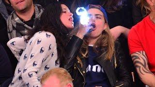 Vape tricks tutorial : Awesome vine smoker girls   Hot girls s…