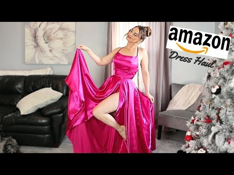 Amazon Dress Haul/Try On Review