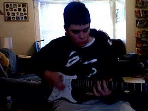 fast guitar playing by mike caputo