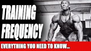 Training Frequency for Maximal Muscle Growth