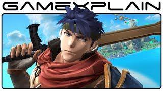 Ike in Super Smash Bros Wii U & 3DS - Screenshot Slideshow