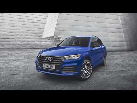 Audi Q5 Black line edition - Welcome to black