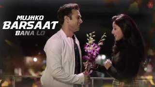 vuclip Mujhe ko barsat bna lo full song| of junooniyat movie