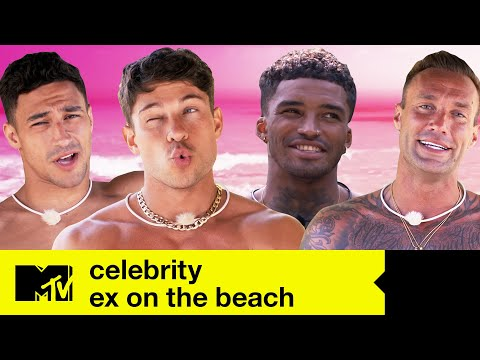 EXCLUSIVE: Meet The Lads | Celeb Ex On The Beach