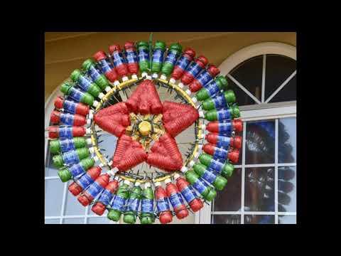 Recycled parol ideas_recycled Christmas lantern ideas_diy recycle_diy parol