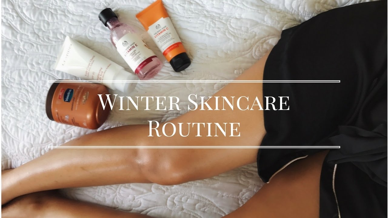 HOW TO: Keep Your Skin Hydrated During Winter | MIHLALI N