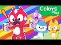 [Miniforce] Learn colors with Miniforce | Colors Play | Magic Beverage | Miniforce Colors Play