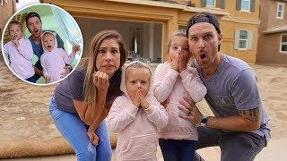 BREAKING IN ABANDON HOUSE! 🚨 *EMPTY HOUSE TOUR*