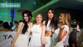 White Party at Ku De Ta Bali hosted by Hofit Golan ft Maria Mogsolova and Michel Adam |  FashionTV