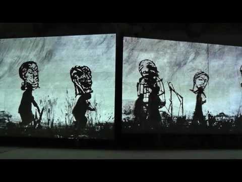 William Kentridge - 'More Sweetly Play The Dance'