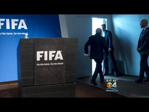 FIFA Executive Committee Member Blazer Admitted Bribes