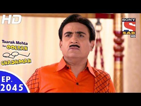 Taarak Mehta Ka Ooltah Chashmah: Episode No. 1719 - Khare