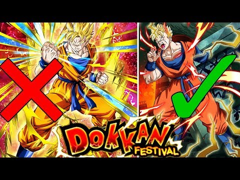 THIS IS NOT THE FUTURE GOHAN WE WANT BANDAI! | GOHAN DOKKAN FEST DISCUSSION | Dokkan Battle