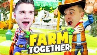 RAZEM Z DOBRODZIEJEM ZAKŁADAMY FARMĘ - SOSNOPOL | Farm Together [#1]