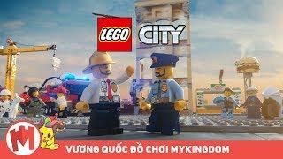 QUẢNG CÁO ĐỒ CHƠI LẮP RÁP LEGO CITY | BIỆT ĐỘI CỨU HỘ - CỨU HỎA ĐẶC NHIỆM 2019