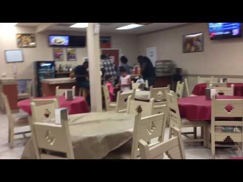 African Restaurant - Mesa, AZ - October 2016