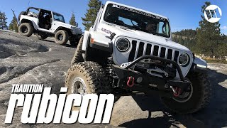 Tradition : A Rubicon Trail Adventure In Our Jeep Jl Wrangler