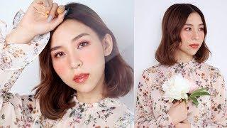 """Japanese Igari Inspired Makeup AKA """"Hangover"""" Makeup Look-  Tina Yong"""