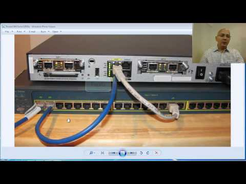 CS071 15.01 Enrutamiento de Router - Interfaces de Routers Cisco