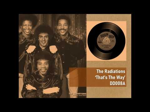 DIGGIN' DEEP RECORDS PROMO - RADIATIONS AND LOVERS