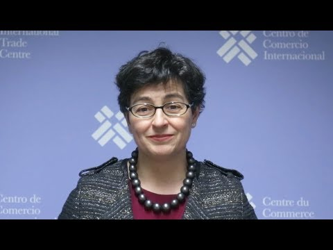 Arancha González, Executive Director,  ITC Video Message for WSIS FORUM 2018
