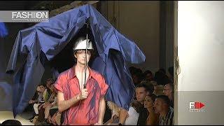 FILIPE CEREJO Sangue Novo ModaLisboa Spring 2020 Lisbon - Fashion Channel