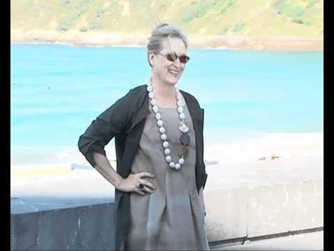 Photocall - Premio Donostia Meryl Streep - 56 edición 2008