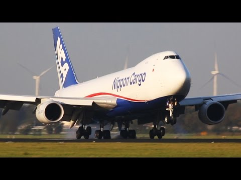 Boeing 747-8 vs. Airbus A340-600