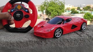 RC Drifting Ferrari Car Unboxing Hindi