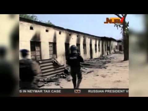 Raw: Dozens Killed in Nigeria School Attack