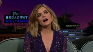 Pretty Little Liars Canceled after Season 7 - Lucy Hale Interview