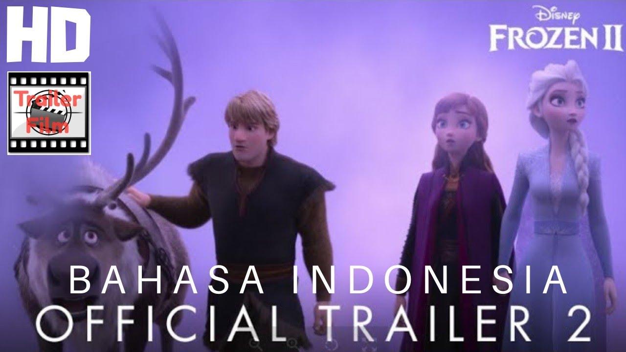 frozen 2 2019 trailer film disney terbaru  subtitle