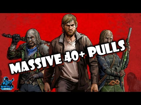 hack the walking dead road to survival - 40+ PULL MADNESS!!! | The Walking Dead: Road to Survival