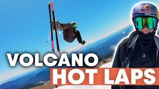 Mount Hood Summer Skiing Slush Laps w/ Eileen Gu