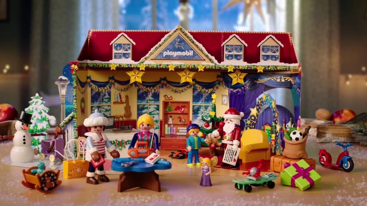 Playmobil Adventskalender Smyths Toys Superstores Deutschland Youtube