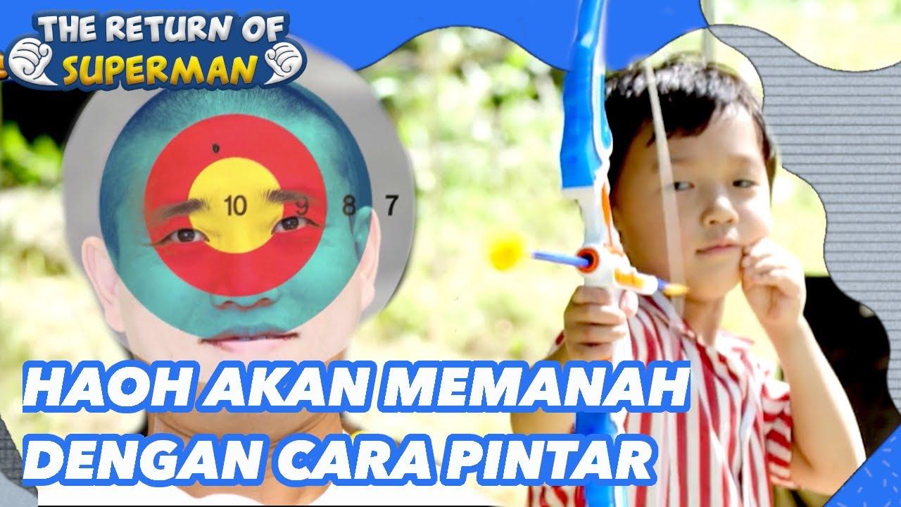Haoh Akan Memanah Dengan Cara Pintar  The Return of Superman  SUB INDO  210905 Siaran KBS WORLD TV 
