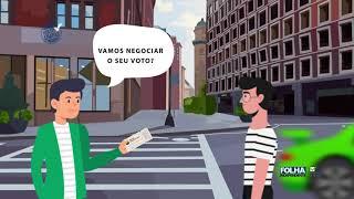 Assista o segundo episódio da web série Eleições Limpas, campanha da Folha Independente