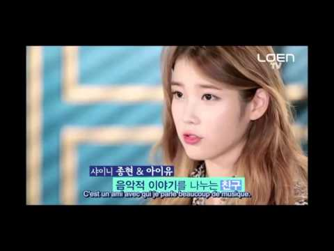 [kmySUB vostfr] IU - ASK IN A BOX The red shoes interview 2013