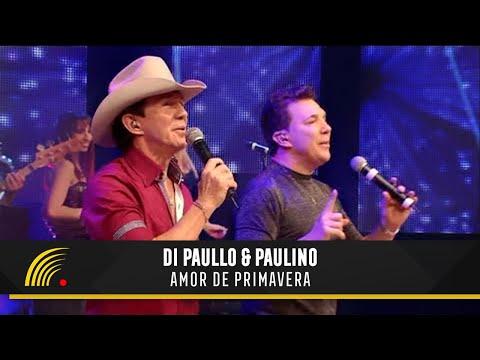 Di Paulo e Paulinho - Amor De Primavera (Marco Brasil - 20 Anos Ao Vivo)