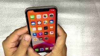 Como forçar Reiniciar  iPhone 11 - Force Restart iPhone 11