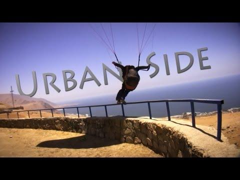 סרטון על מצנחי רחיפה